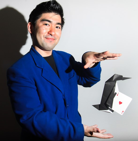 Yasu - Magic, Story & Origami Artist- - Magician - Myrtle Beach, SC
