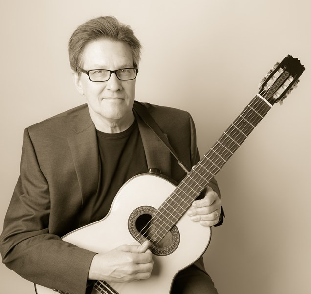 Stan Hamrick - Acoustic Guitar - Acoustic Guitarist - Richmond, VA