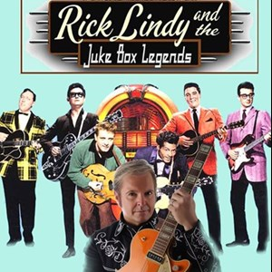 Lyndon 50s Band | Rick Lindy and The Juke Box Legends