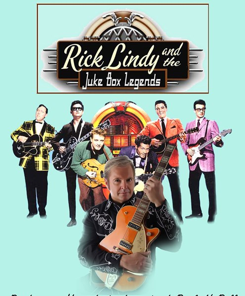 Rick Lindy and The Juke Box Legends - Oldies Band - Geneva, IL
