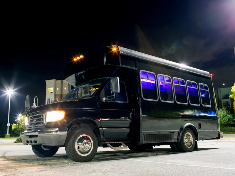 Rise Rides Party Bus  - Party Bus - Beltsville, MD