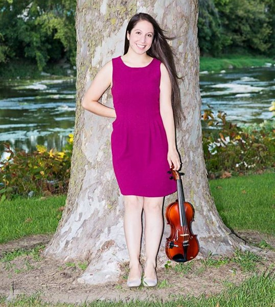 A Note of Elegance - Violinist - New Paltz, NY