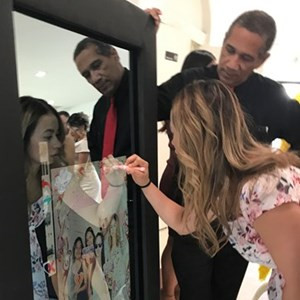 SoCal Mirror Photobooth Rental