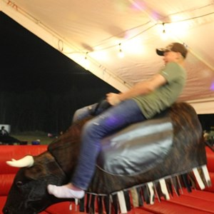 Charlotte, NC Party Inflatables | Mechanical Bull