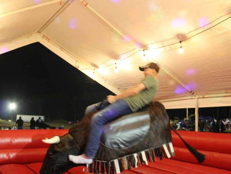Mechanical Bull Party Inflatables Charlotte Nc