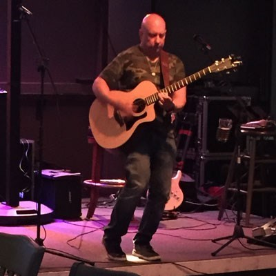 Rick Hamel - Acoustic Guitarist and Singer - Rock Acoustic Guitarist - Shrewsbury, MA