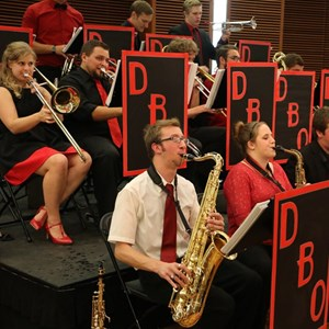 Mazomanie 40s Band | DB Orchestra