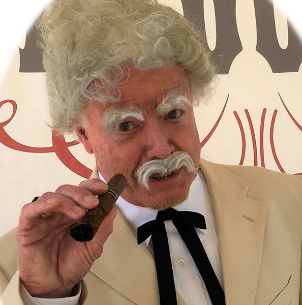 Mark Twain Today - Impersonator - Los Angeles, CA