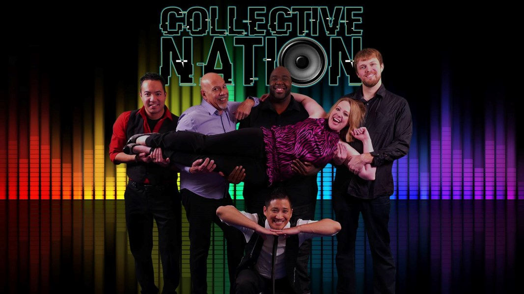 Collective Nation - Modern Dance Pop - Dance Band - Portland, OR