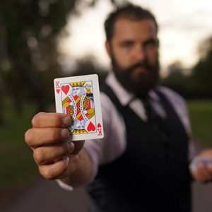 Seattle, WA Magician | The Magic James