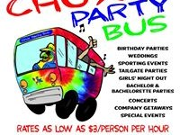 CHUX Party Bus - Party Bus - Chariton, IA