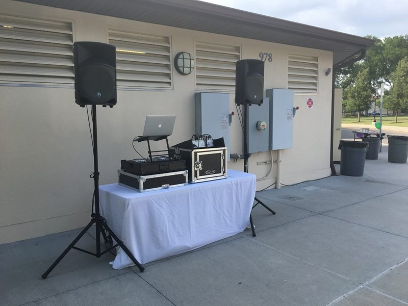 Event Audio