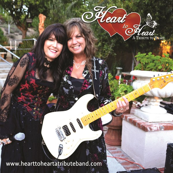 Heart to Heart a tribute to Heart - Heart Tribute Band - Woodland Hills, CA