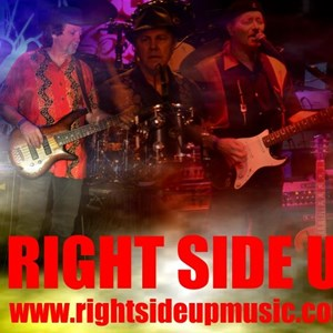 Santa Clarita, CA Classic Rock Band | Right Side Up