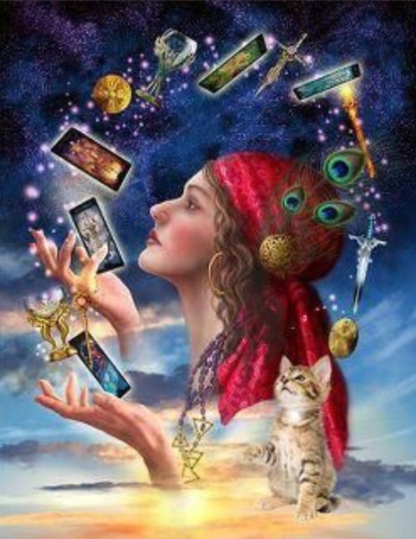 Psychic and Tarot Card Readings by Natalie - Psychic - Los Angeles, CA