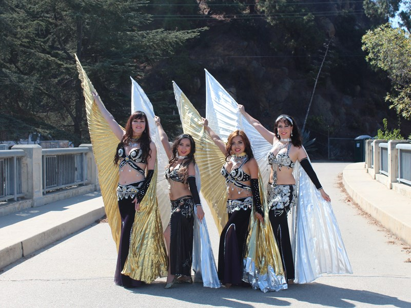 Dunia Belly Dancers - Dance Group - Los Angeles, CA
