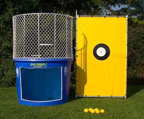 Dunk Tank Rentals Available!