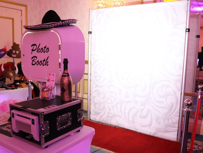 Luminous Moments - Photo Booth - Montclair, NJ