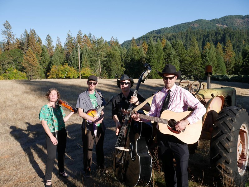 Sweet Lou's Sour Mash - Bluegrass Band - Seattle, WA