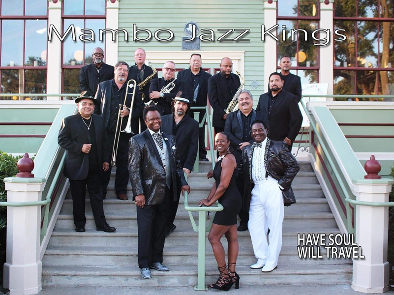 The Mambo Jazz Kings Live - Cover Band - Galveston, TX