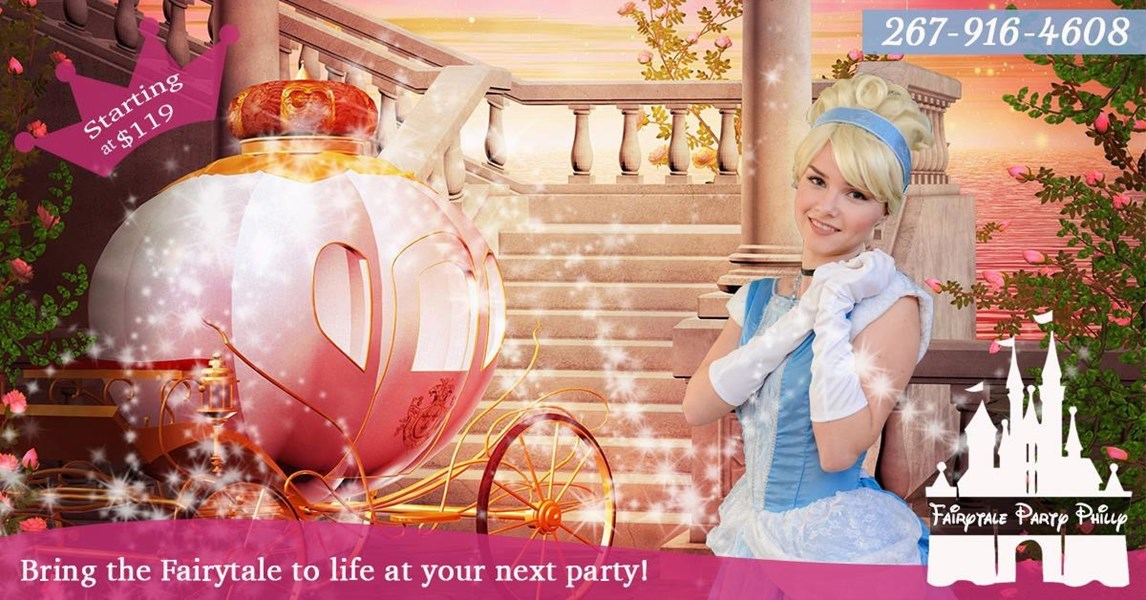 Fairytale Party Philly - Princess Party - Huntingdon Valley, PA