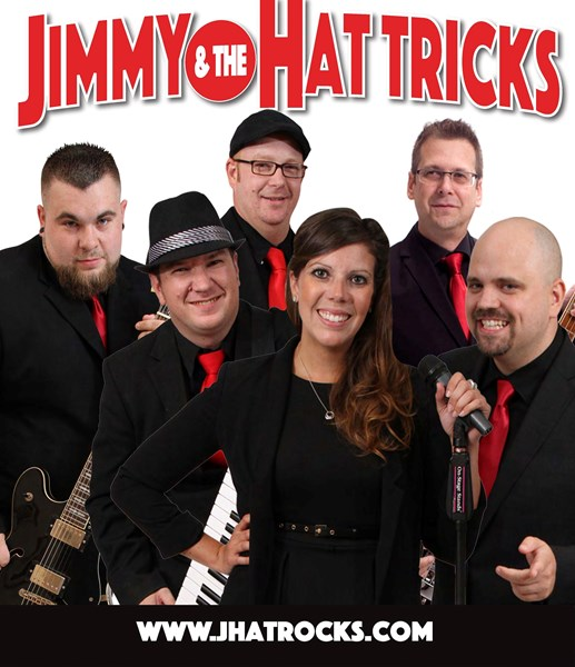 Jimmy and The Hat Tricks - Show Band - Manchester, CT