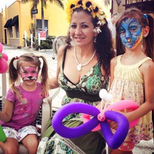 Tampa, FL Face Painter | Gigi