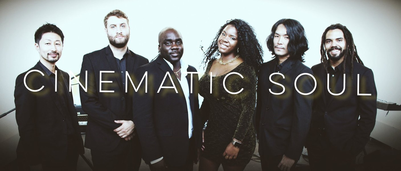 CINEMATIC SOUL cover Band - Cover Band - New York City, NY