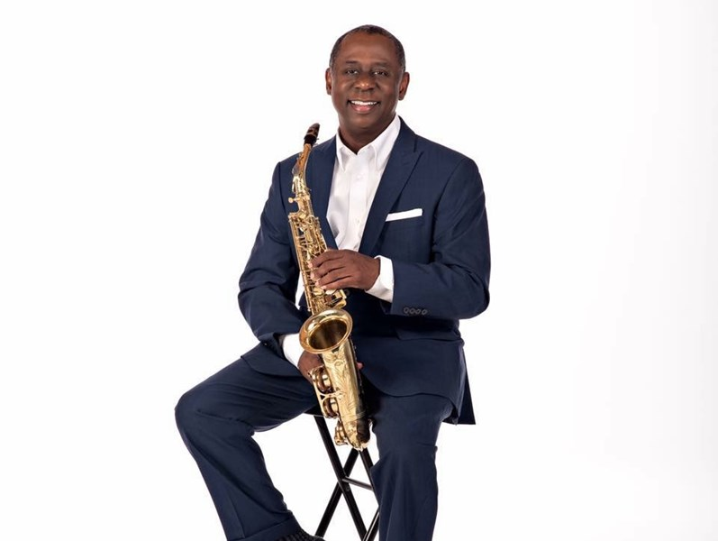 Ves Marable Saxophonist - Smooth Jazz Band - Birmingham, AL