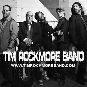 Hudson Cover Band | Tim Rockmore Band