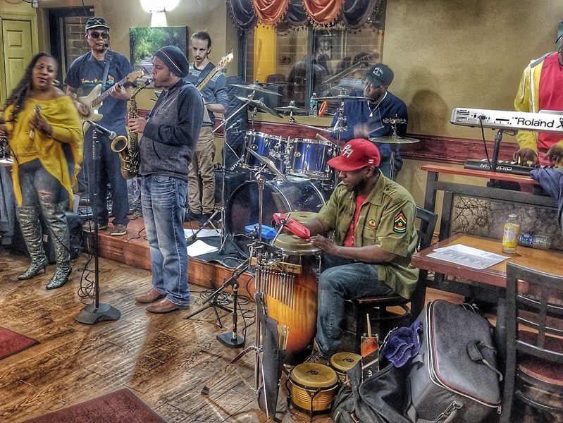 WORLA ROOTS REGGAE BAND - Reggae Band - Bronx, NY