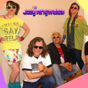 Lyons, IL 80s Band | The Jolly Ringwalds