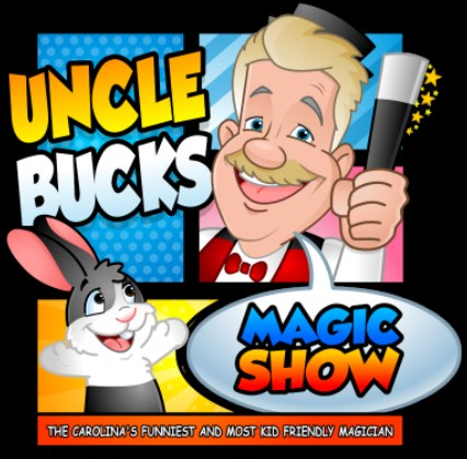 Uncle Bucks Magic Show - Magician - Charlotte, NC