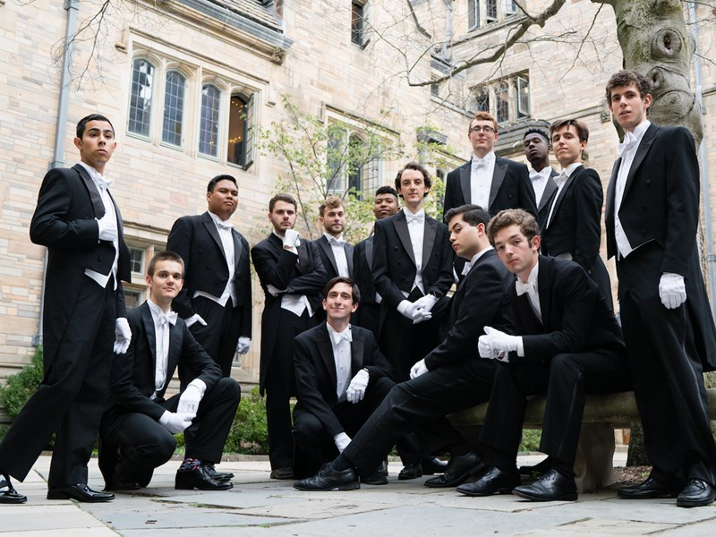 The Yale Whiffenpoofs - A Cappella Group - New Haven, CT