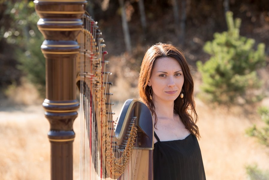 Lauren Grace - Harpist - Seattle, WA
