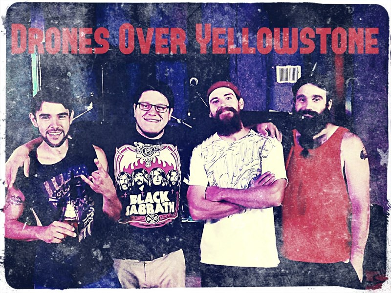 Drones Over Yellowstone - Rock Band - Cover Band - Denver, CO