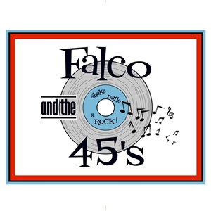 Wenona 50s Band | Falco and the 45s- Oldies Band