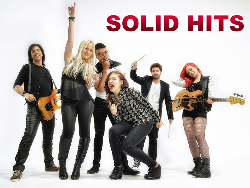 Solid Hits - Top 40 Band - Montreal, QC