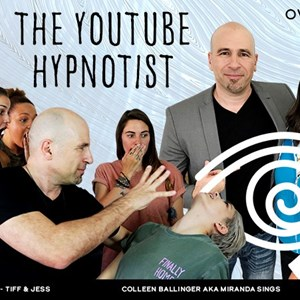 Burbank, CA Stage Hypnotist | The YouTube Hypnotist-Glenn Rottmann