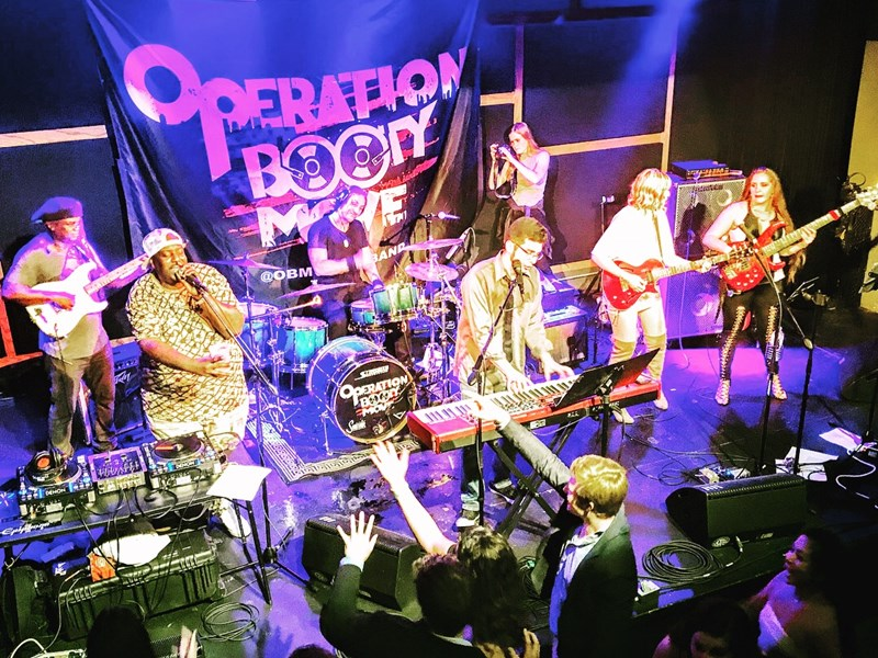 Operation Booty Move - Dance Band - Nashville, TN