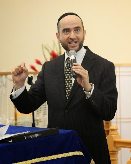 Rabbi Pini Dunner - Inspirational Speaker - Beverly Hills, CA