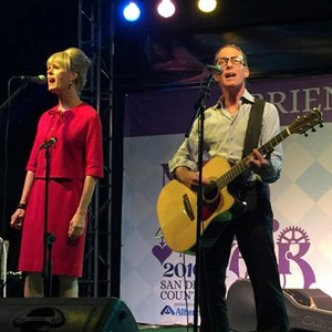Del Mar Acoustic Duo | The Suburbans