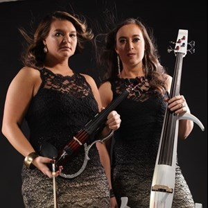 Columbia Celtic Duo | BellaNova Electric Strings