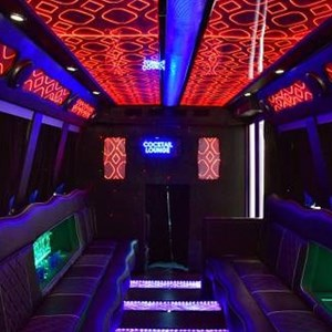 McKinney, TX Party Bus | dallas limo tx