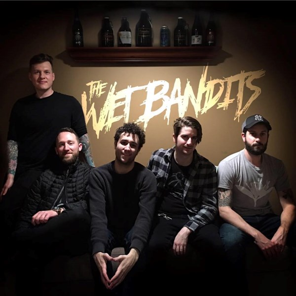 The Wet Bandits (Cover Band) - Cover Band - Hillsborough, NJ