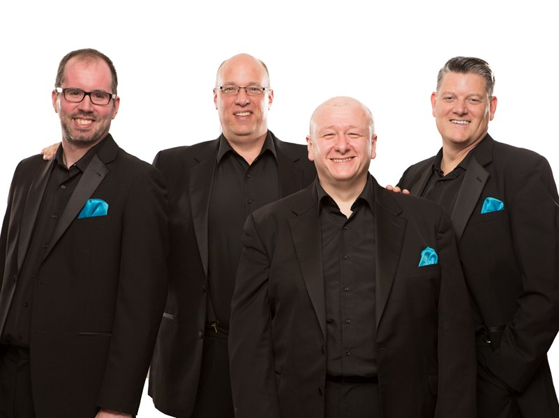 Playback Quartet - Barbershop Quartet - Toronto, ON