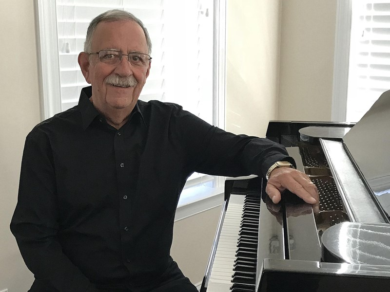 Mark Trotta Jazz Pianist. Solo, Duo, Trio or Band - Jazz Trio - Charlotte, NC