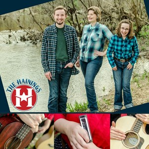 Pretty Prairie Gospel Band | The Hainings