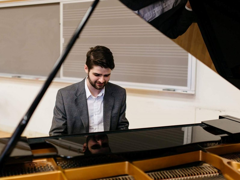 Jacob Campbell - Jazz Pianist - Columbus, OH