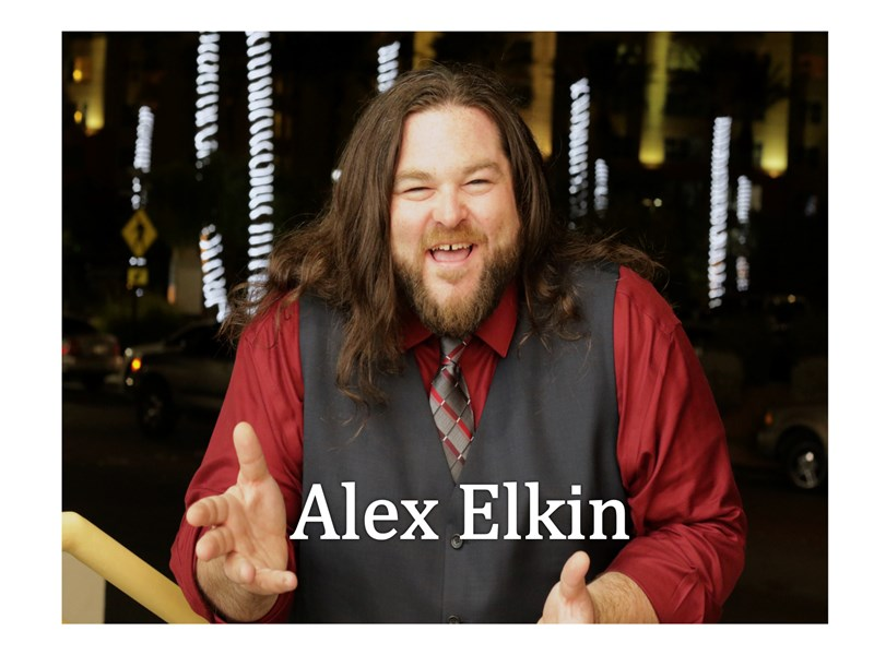Alex Elkin Entertainment Artist - Stand Up Comedian - Portland, OR